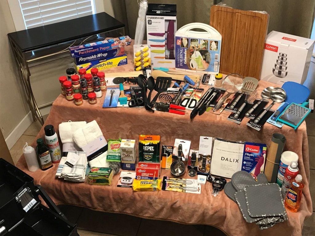 Emergency Kitchen Mobile Chuck Box - Preparedness Kits (22)