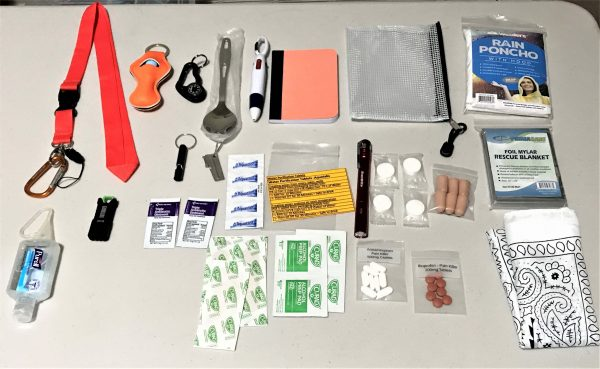 Emergency Lanyards Items - Preparedness Kits (1)
