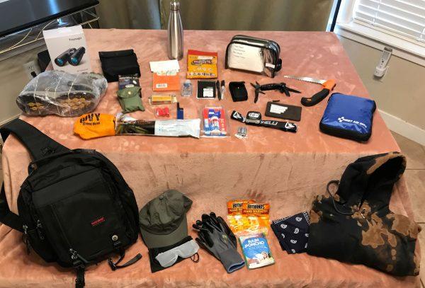 Get-Home Bag - Preparedness Kits (1) - Contents