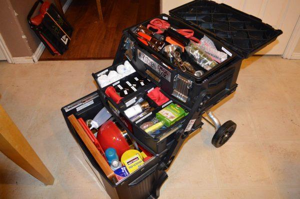 Emergency Kitchen Chuck Box 02 - Preparedness Kits