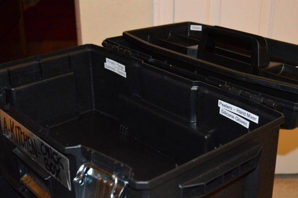 Emergency Kitchen Chuck Box 12 - Preparedness Kits