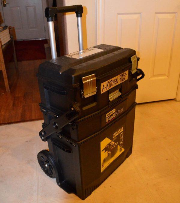 Emergency Kitchen Chuck Box 03 - Preparedness Kits