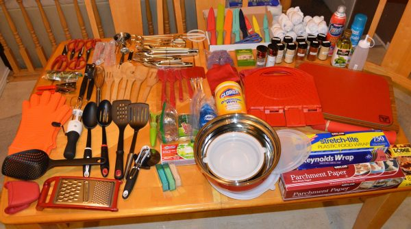 Emergency Kitchen Chuck Box 04 - Preparedness Kits