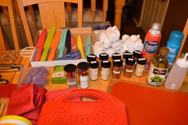 Emergency Kitchen Chuck Box 06 - Preparedness Kits
