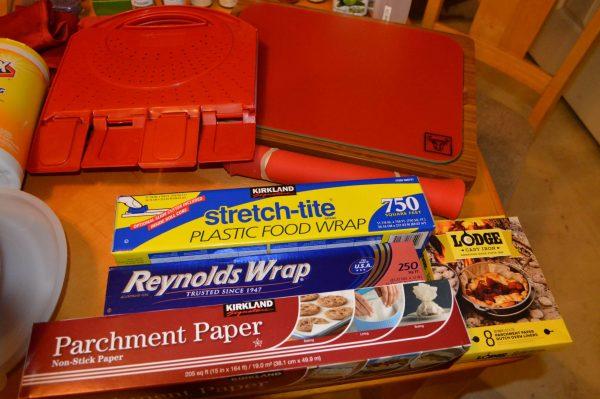 Emergency Kitchen Chuck Box 07 - Preparedness Kits
