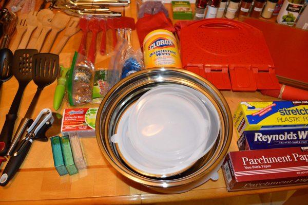 Emergency Kitchen Chuck Box 09 - Preparedness Kits