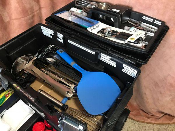 Mobile Emergency Kitchen Chuck Box - Preparedness Kits (17)