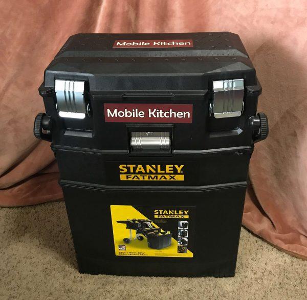 Mobile Emergency Kitchen Chuck Box - Preparedness Kits (3) - Front View 03