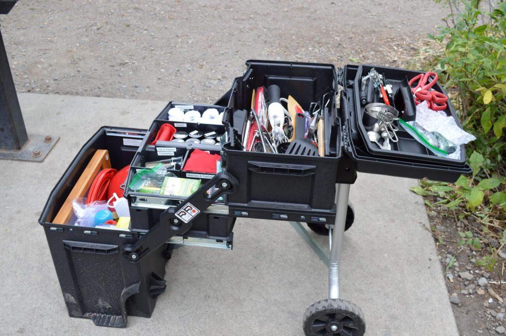 Mobile Kitchen Chuck Box - Preparedness Kits (3)
