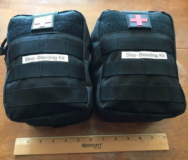 Stop-Bleed Kit 01 - Preparedness Kits
