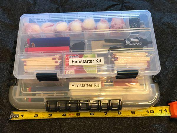 Firestarter Made-to_Order Kits - Large and Regular (5) - Preparedness Kits