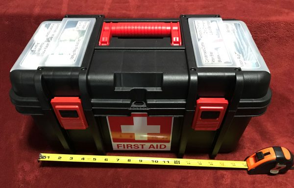 Toolbox First Aid Kit (14) - Measuring Tape
