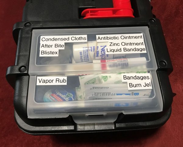Toolbox First Aid Kit (4) - Right Side